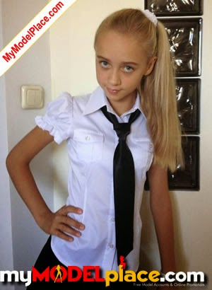 Pre teen modeling agency