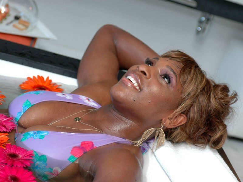 Xxx wet pussy photosof serena williams. com