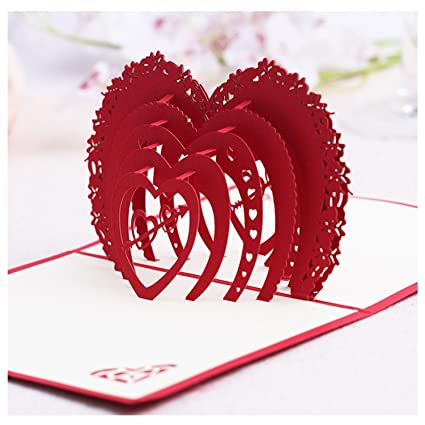 Valentine greeting cards birthday