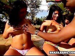 Brazilian orgy brazil bang