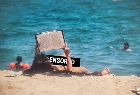 Girls naked boys nude beach