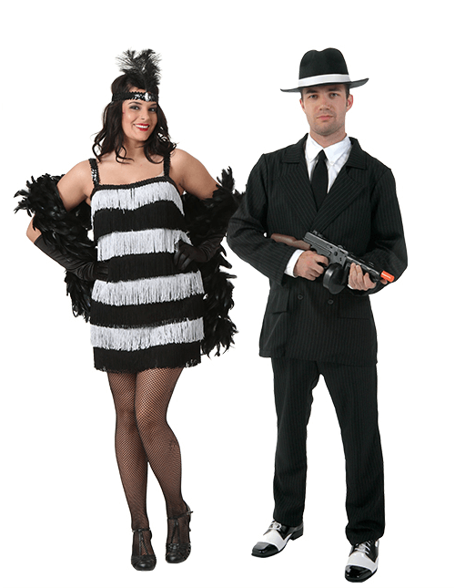 Halloween ideas couple a matching costume for