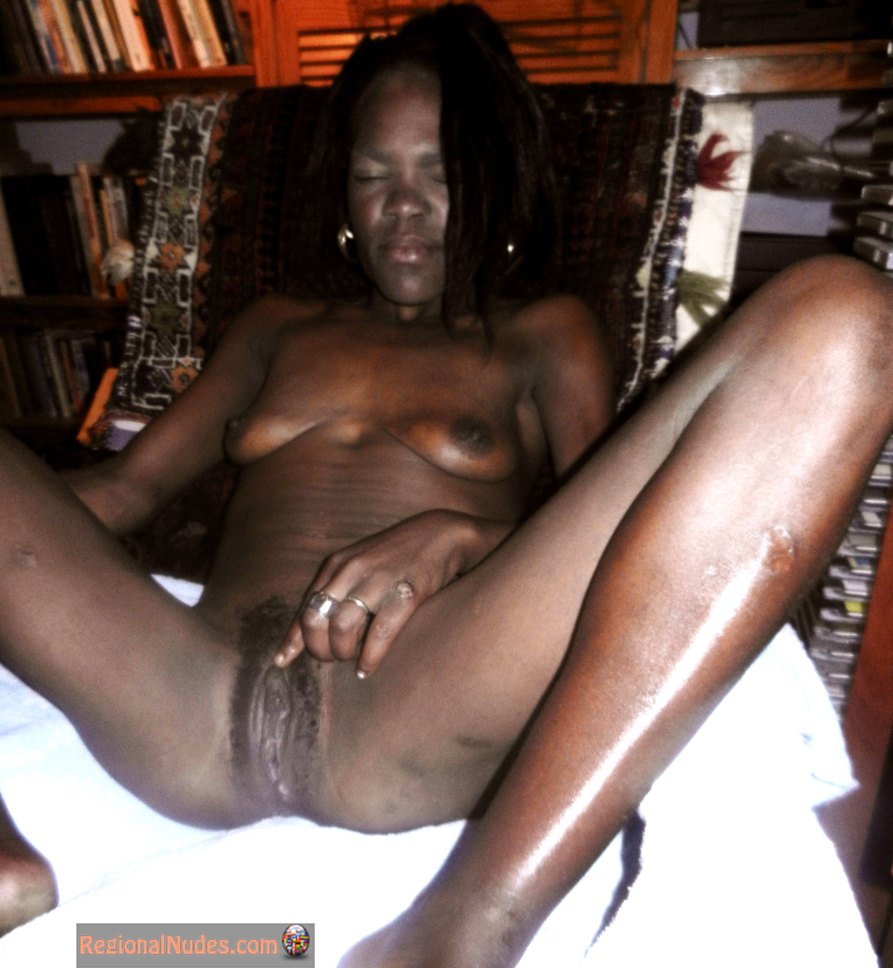 Black naked african girls