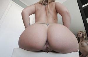 Ebony bbw with bare big boobs