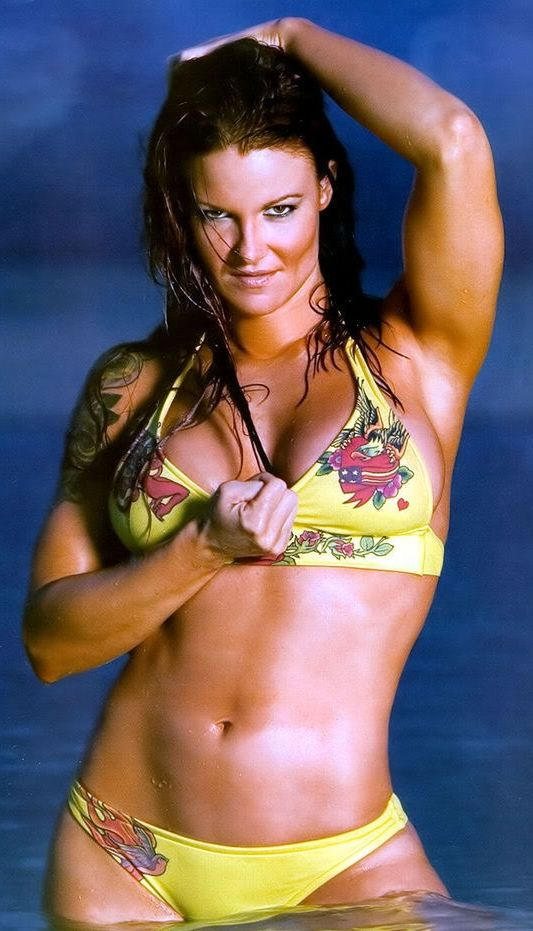 Naked pictures of wwe diva lita