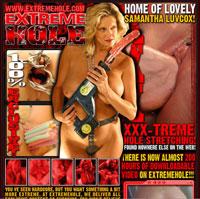 Extreme com samantha hole