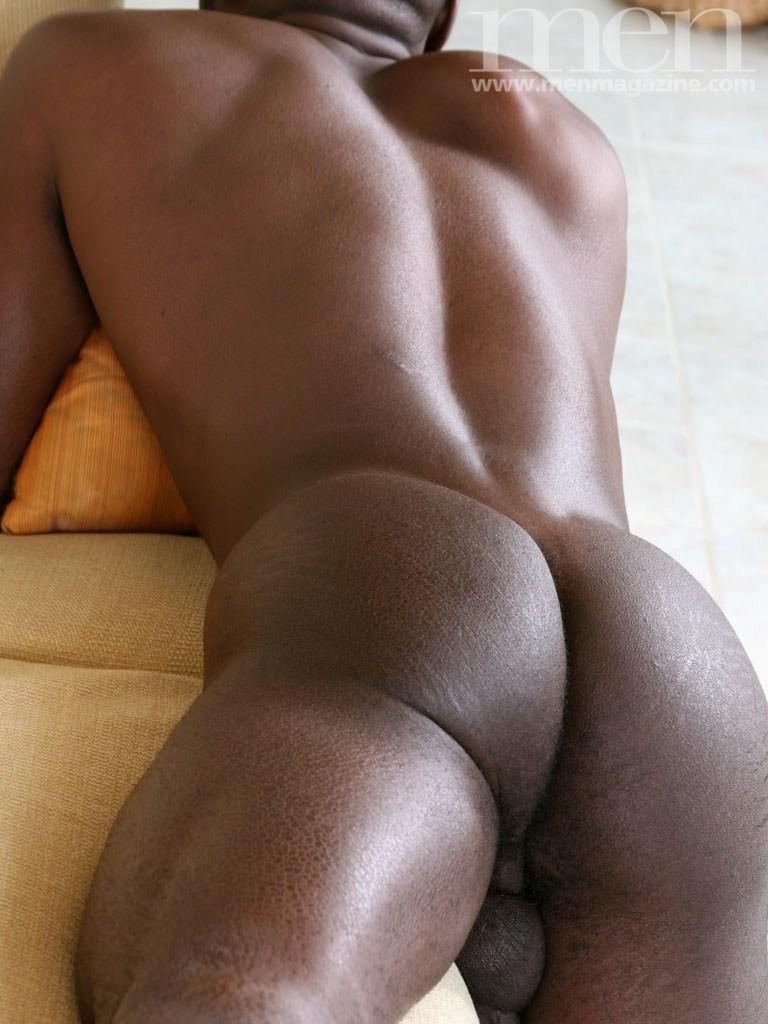Big black dick underwear bulge