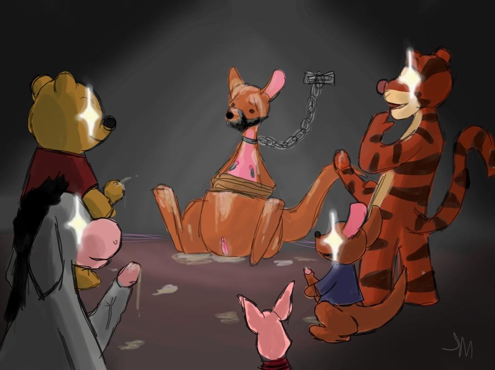 Piglet winnie the pooh porn