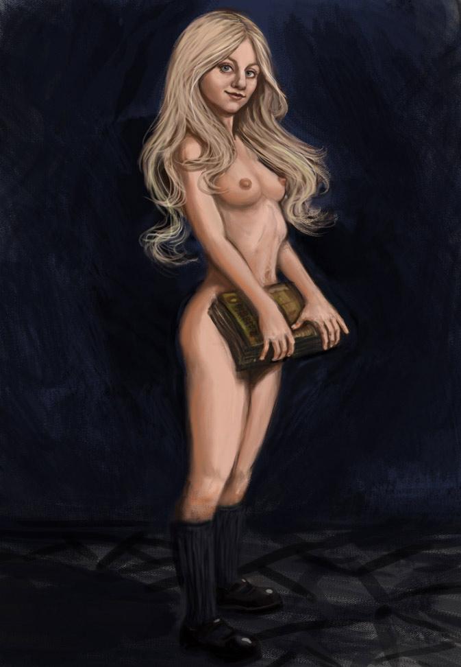Harry potter hermine nude