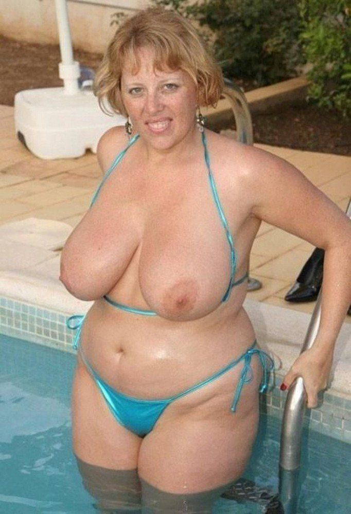 Mature big hips naked