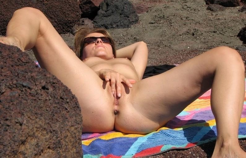 Beach photo shoot amateur nude