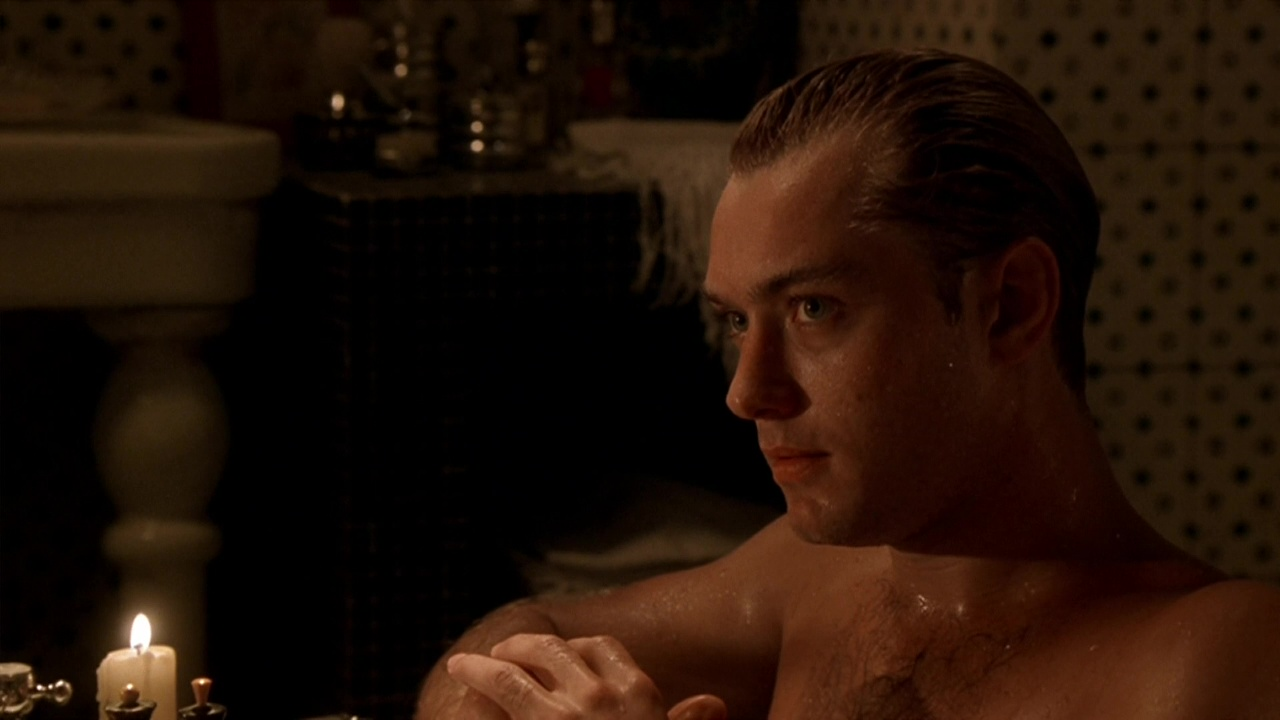 Jude law nude talented mr ripley