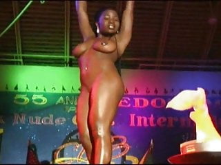 Miss nude black america