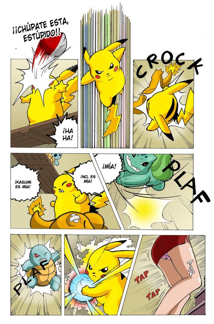 Pokemon ash and dawn porn comics