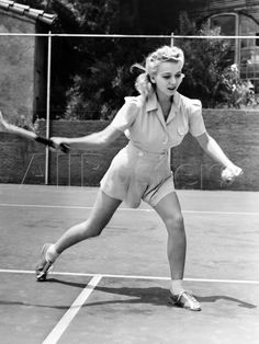 Stacy valentine tennis court