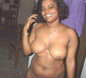 Ugandan celebrity nude pic