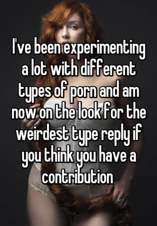 Different type of porn
