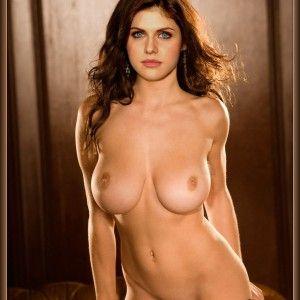Nude full figured women