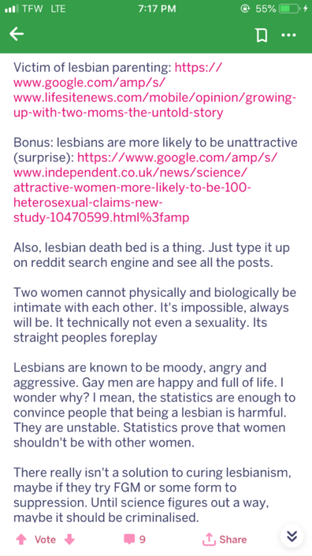 Im new to being a lesbian