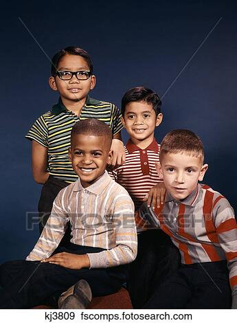 All ethnic boyz latino