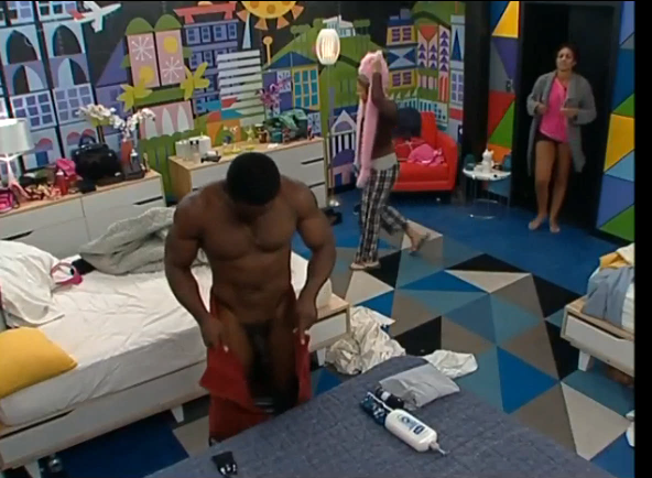 Big brother howard naked
