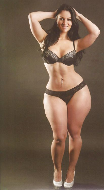 Beautiful women with wide hips