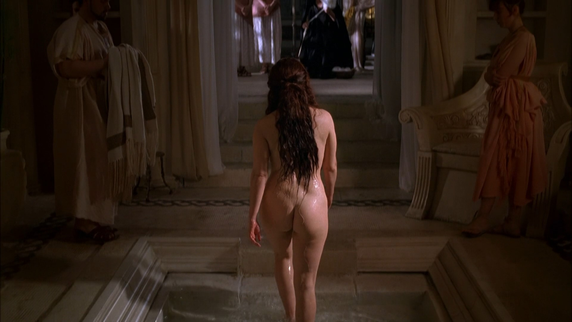 Polly walker nude big boobs photos