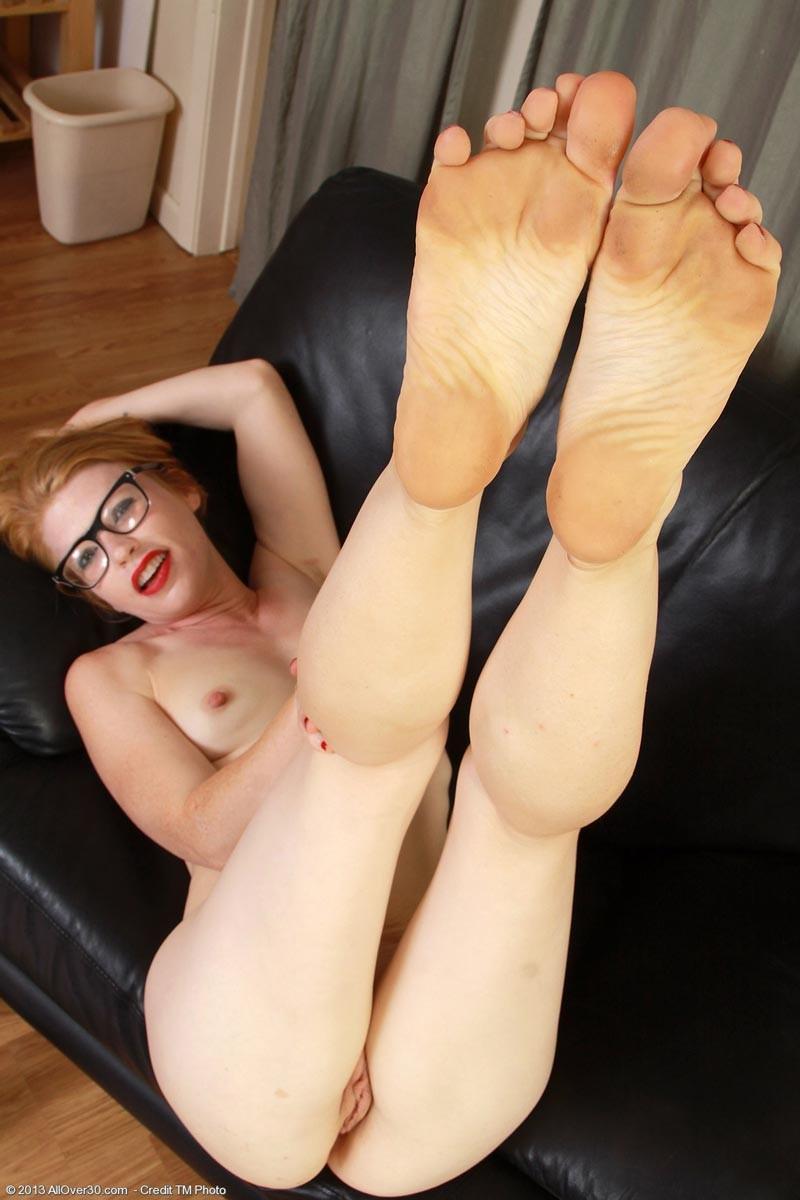 Older mature woman madison foot fetish