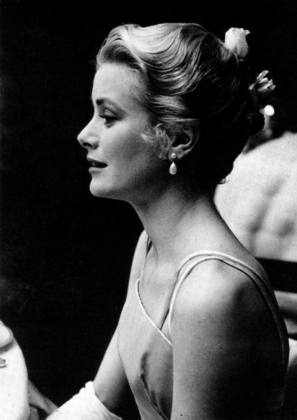 Grace kelly actress nude