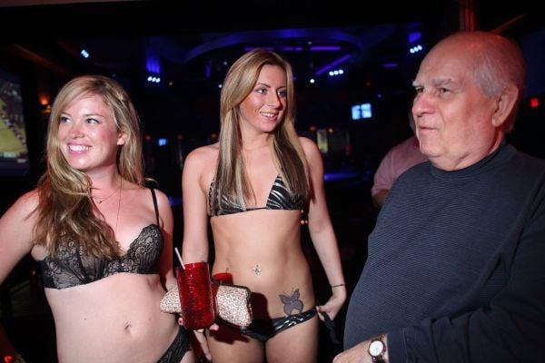Strip clubs south beach girls