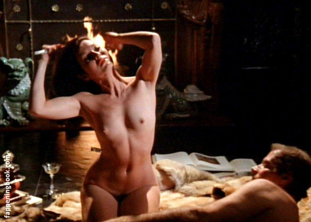 Marie france pisier naked