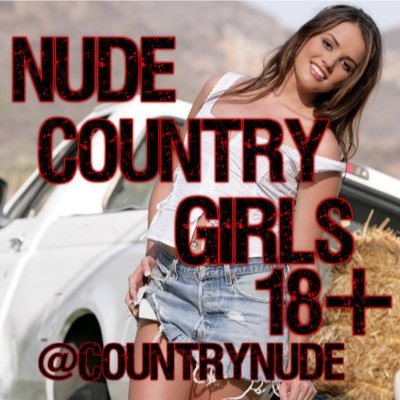 American sexy country girls naked