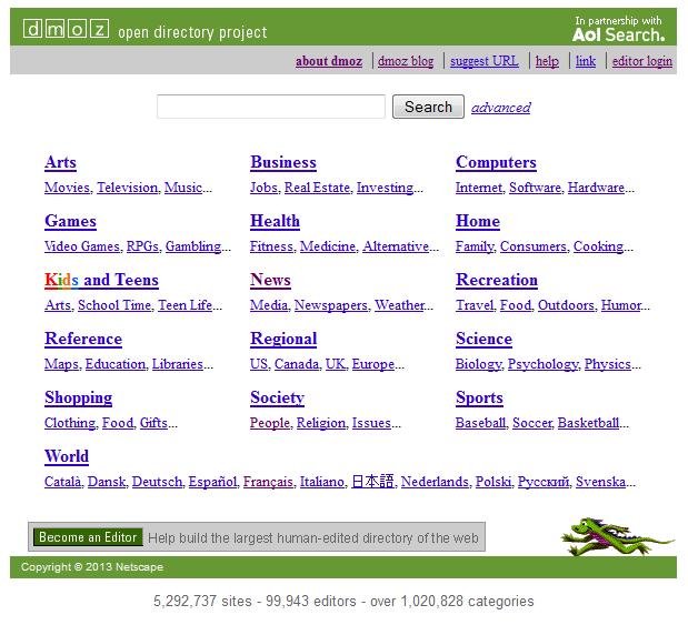 Yahoo directory adult gallery