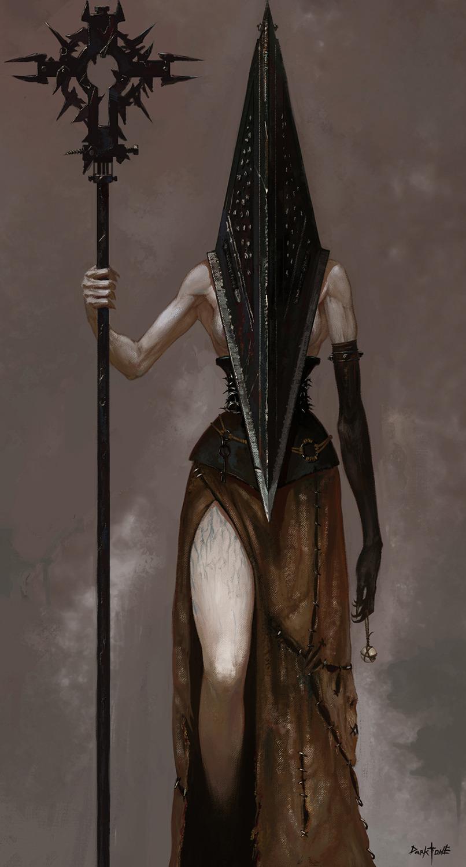 Silent hill pyramid head nude