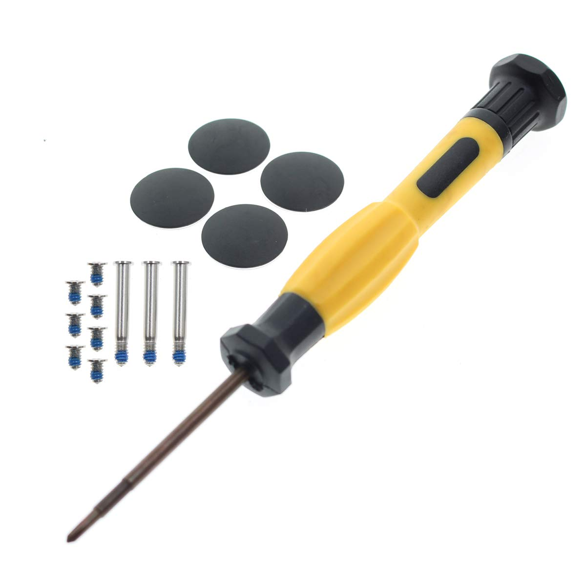 Hammer with bottom screw driver
