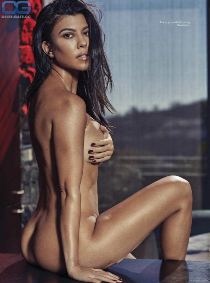 Kourtney kardashian nude com