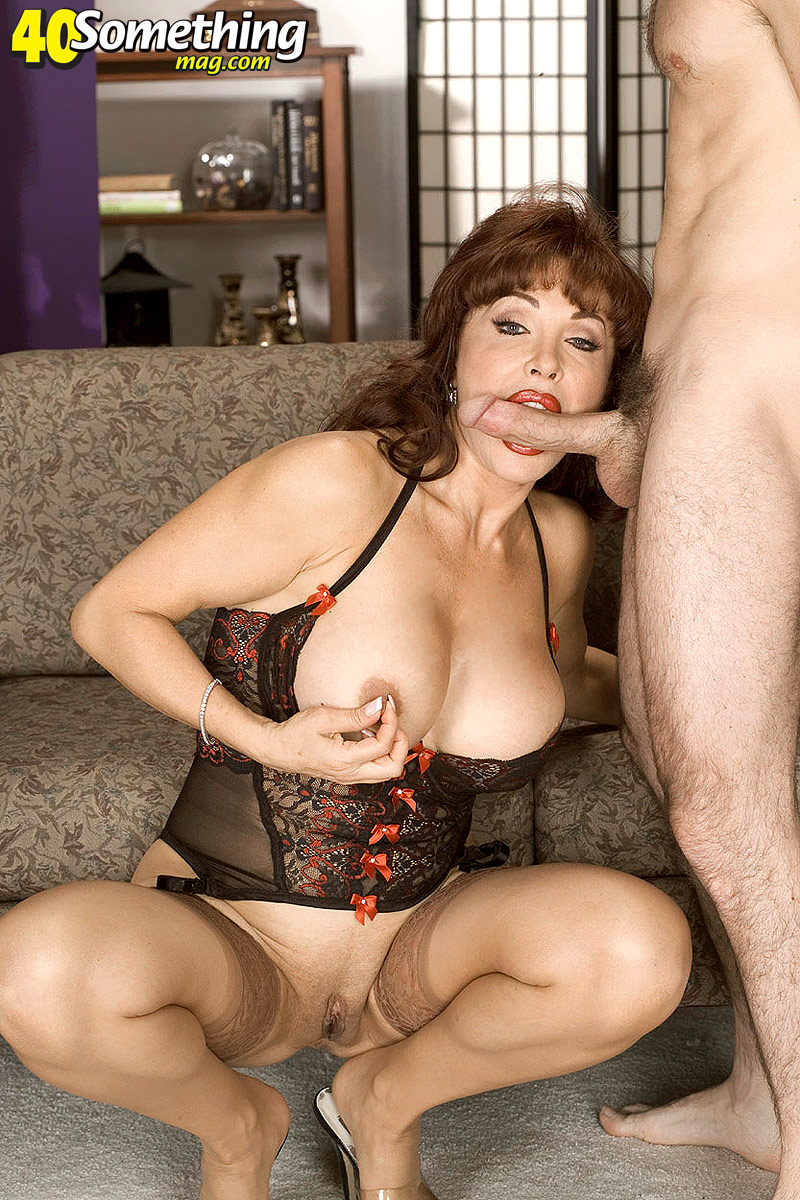 Milf sexy vanessa stockings