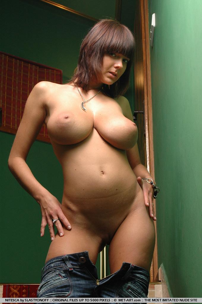Large breast models nude