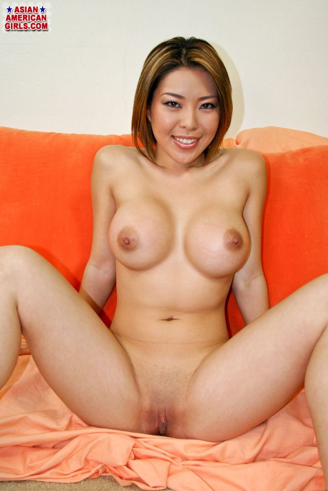 American asian girl pussy
