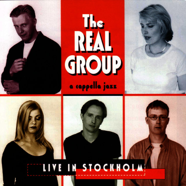 Is there any real women in stockholm