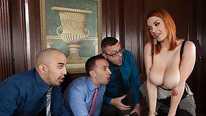Pornhub lesbo job interviews