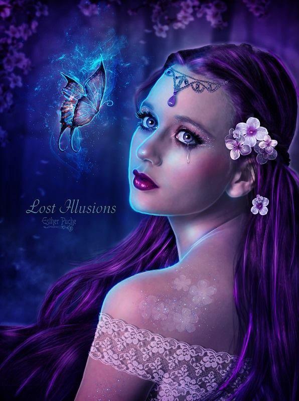 Esther puche art digital