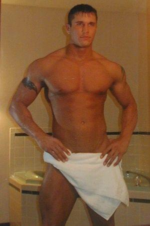 Randy orton naked fake