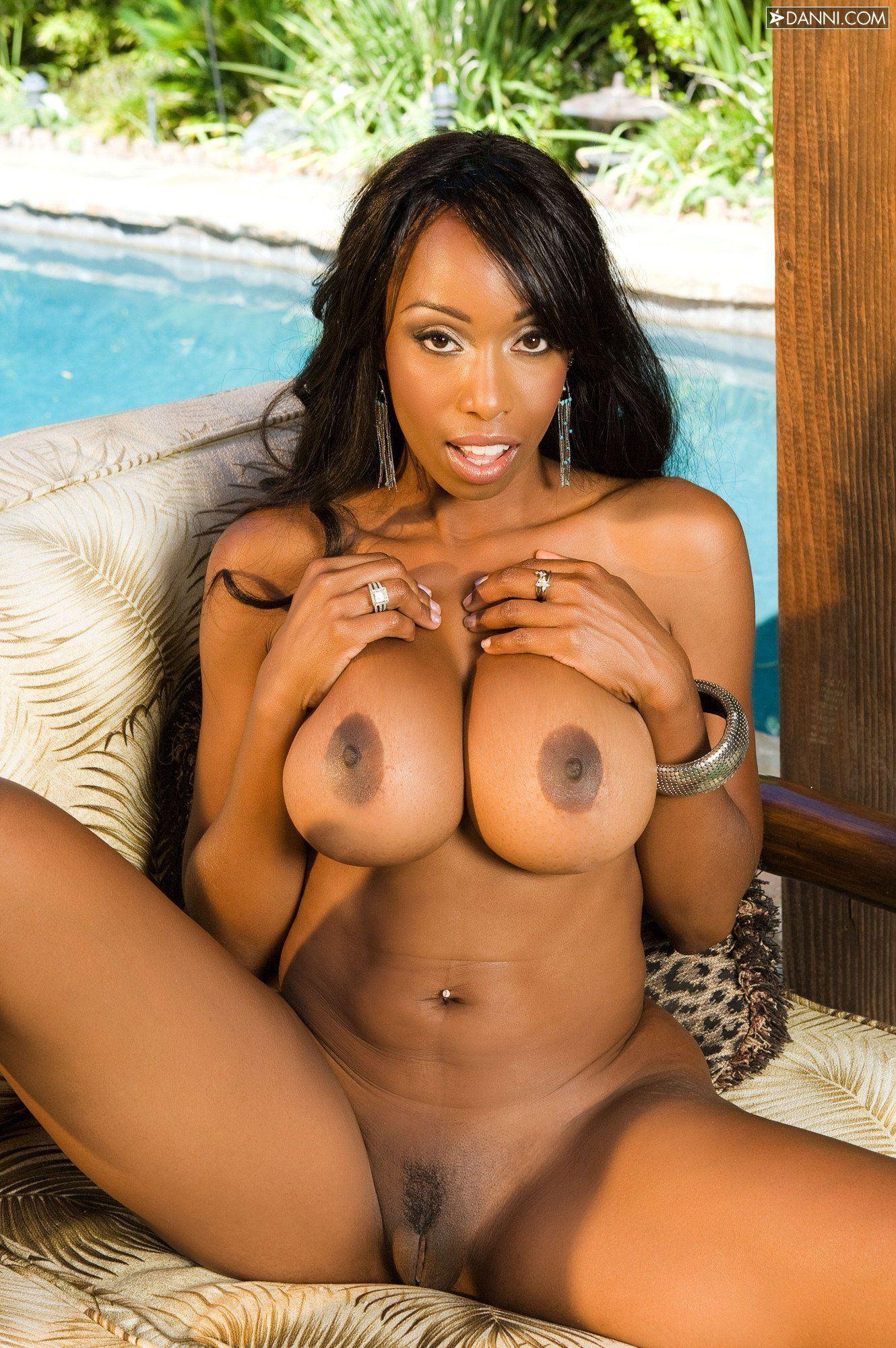 Nice black girl naked