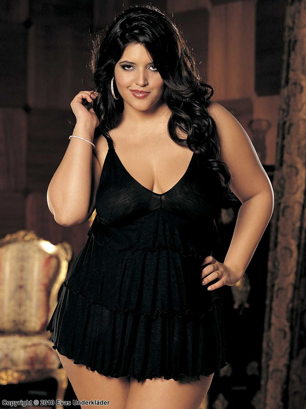 Sexy plus size models denise