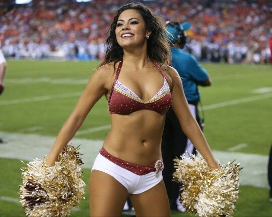 Jill nfl cheerleader nude