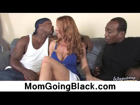 Watching mom black xxx