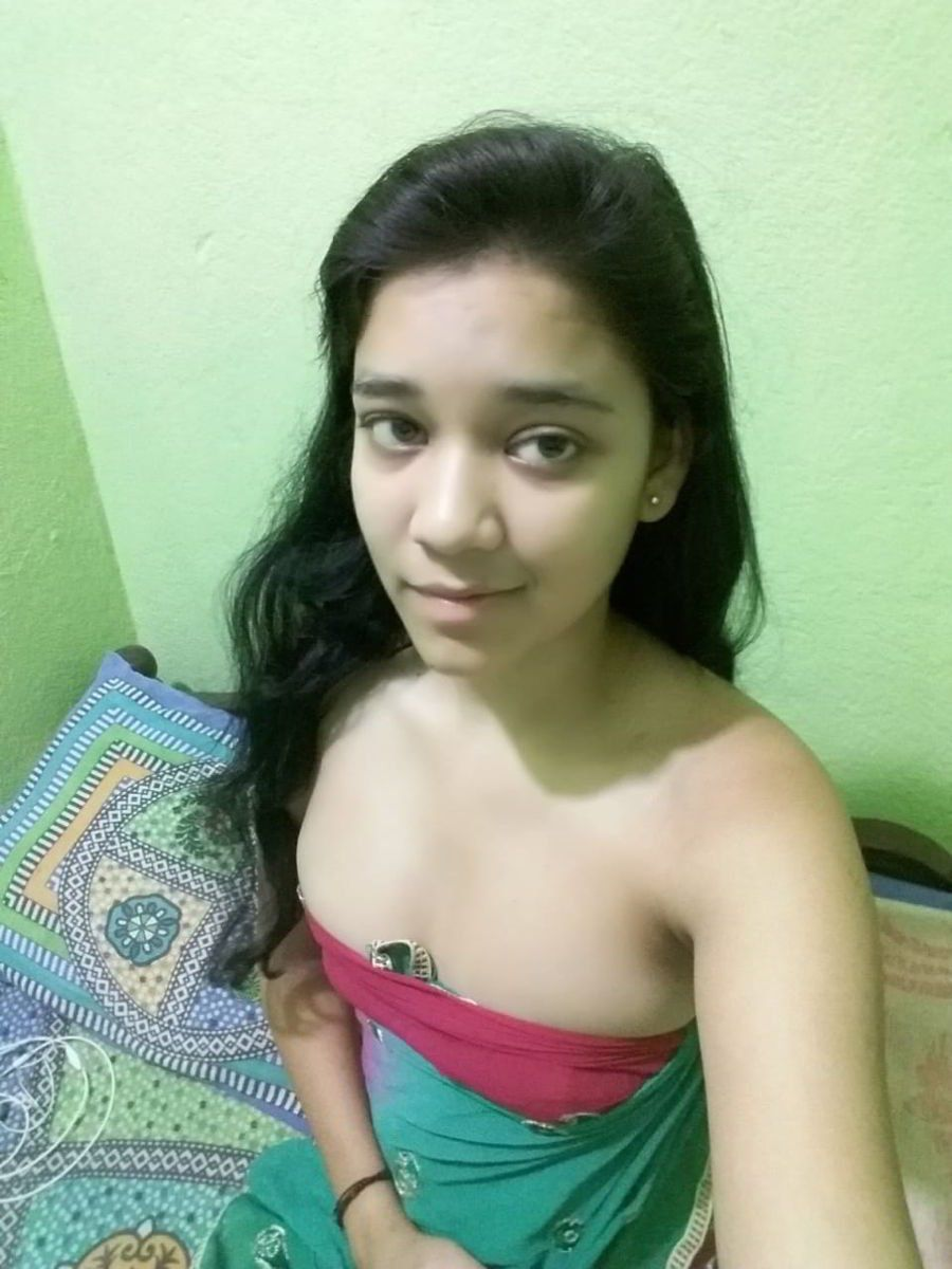 Indian teen nude girls selfies