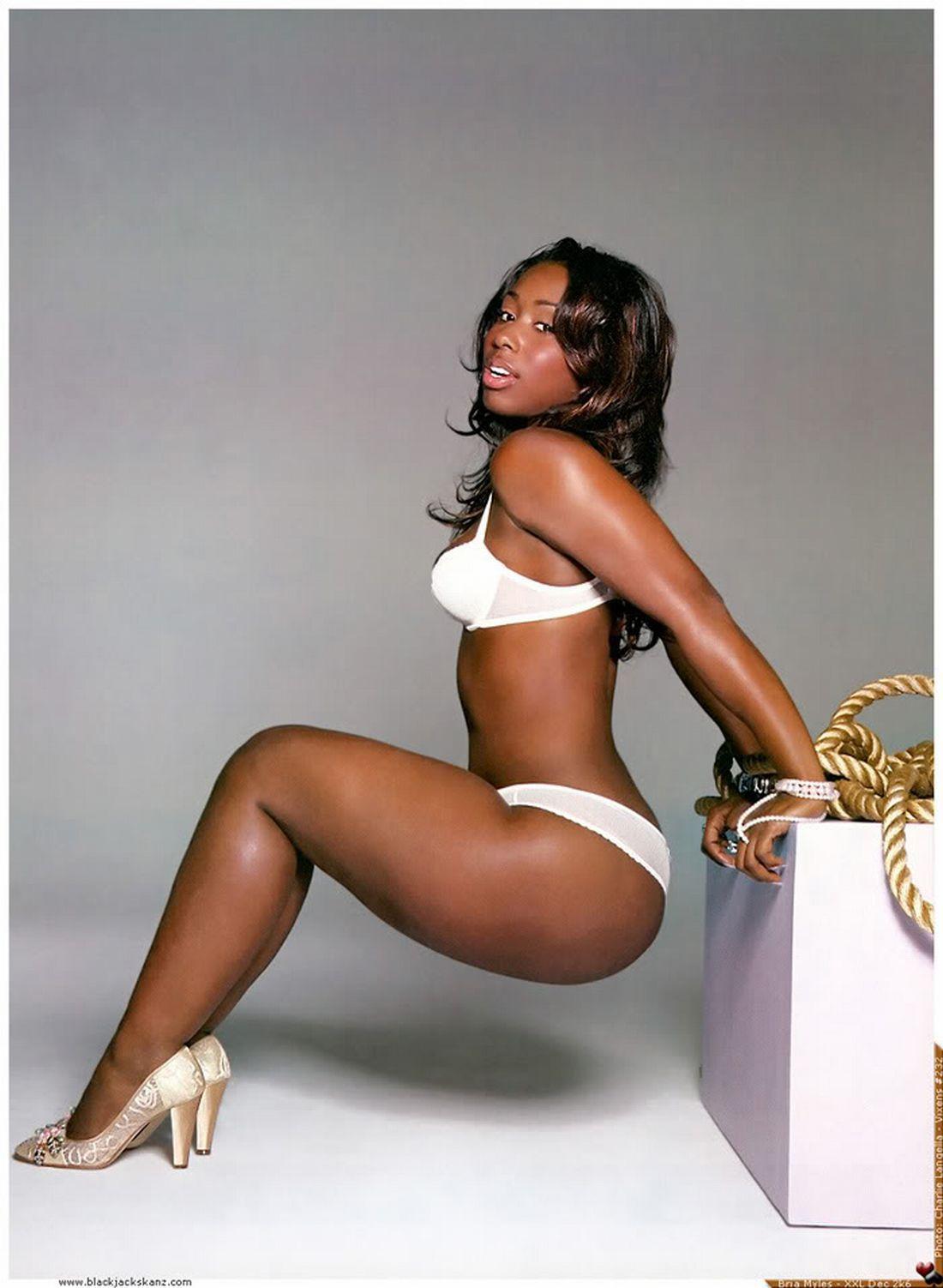 Hot sexy ebony black girls