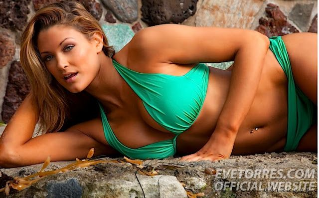 Wwe eve torres hot sexy hot image